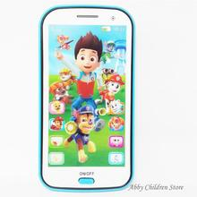 Baby Toy Phone Kids Mobile Toy Learn English with Song Light Story Telling Educational Learning Toys