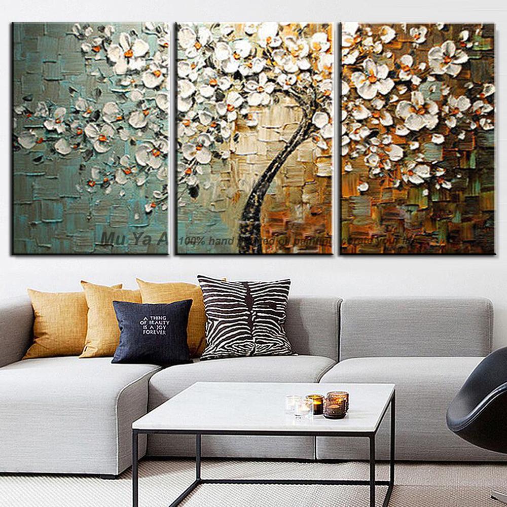 gro handel handgemachte dekorative leinwand malerei billige moderne gem lde palettenmesser acryl. Black Bedroom Furniture Sets. Home Design Ideas