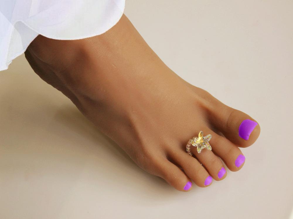 Lesbian Toe Rings 117