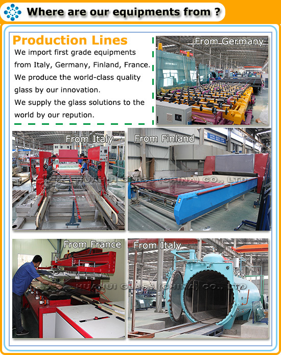 6mm Tempered Glass Price Per Square Meter Tempered