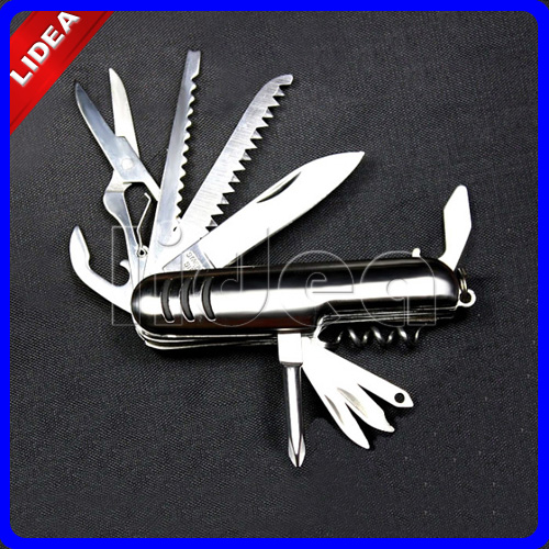 Survival Outdoor Camping Swiss Champ Army Knife