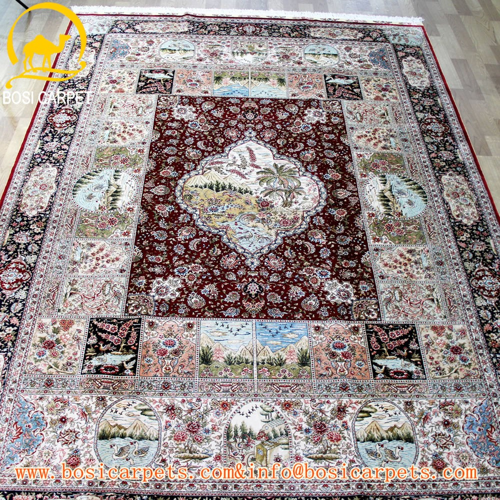 perzisch tapijt modern