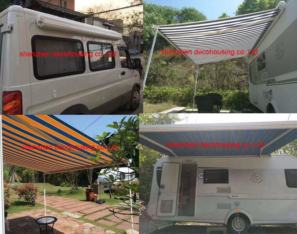 Manual Operate Caravan Awning/rv Awning/camper Awning ...