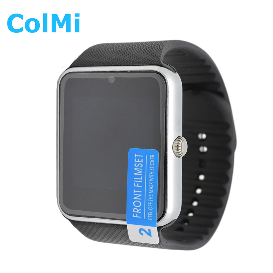 Smart Clock GT08 Watch Sim Card Sync Notifier Bluetooth Connectivity Android