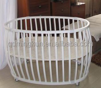 bouleau pin bois rond lit b b lit barreaux b b id de produit 60195862043. Black Bedroom Furniture Sets. Home Design Ideas