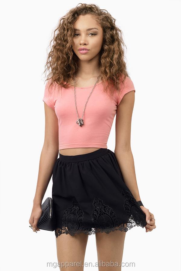 Sexy mini skirt girls