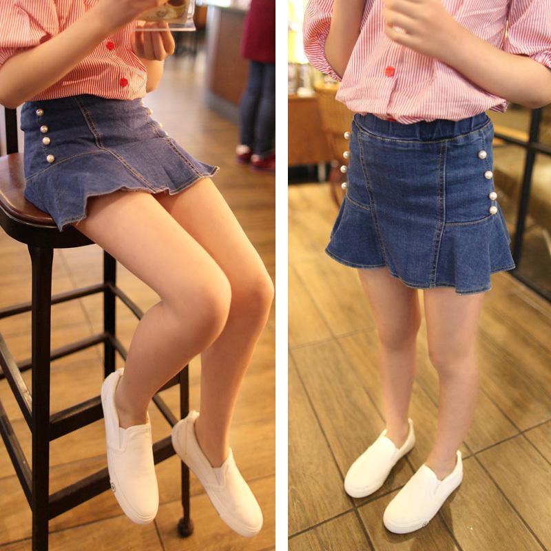 Teen Denim Skirt 22