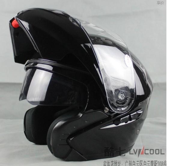 Tk-901 бак шлем с двумя объективами подвергать весь мотоциклетный шлем козырек tanke оригинальный анти-противотуманные линзы