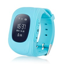 Smart Kid Safe GSM GPS Tracker SIM For Children Smart watch Phone SOS Smart Watch G36 Q50 Children Watchs for iOS Android Alarm