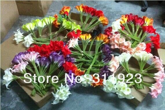 Grosshandel Grosshandels Freies Verschiffen Kunstliche Blume Echten