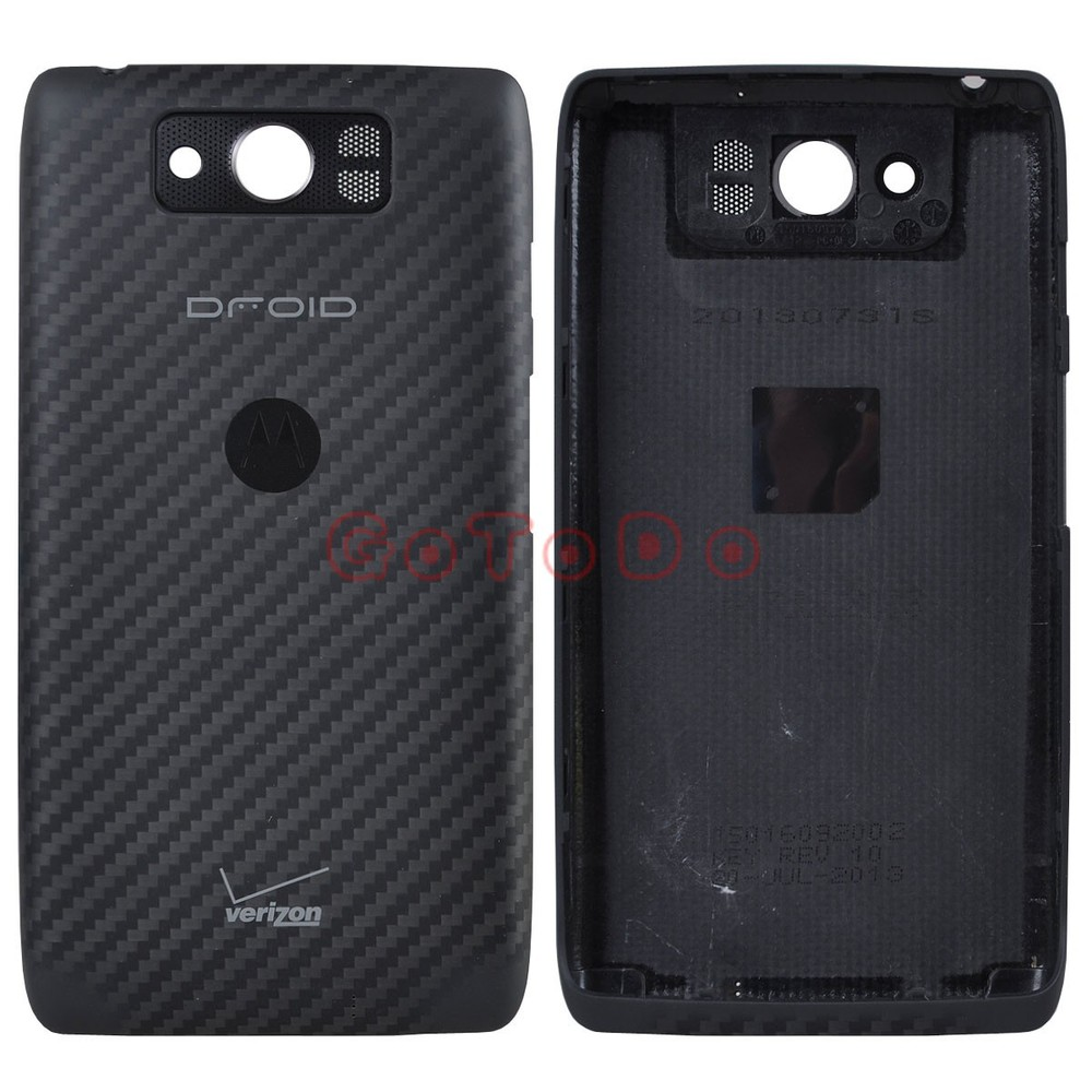 Motorola Droid Ultra Case New Replacement...