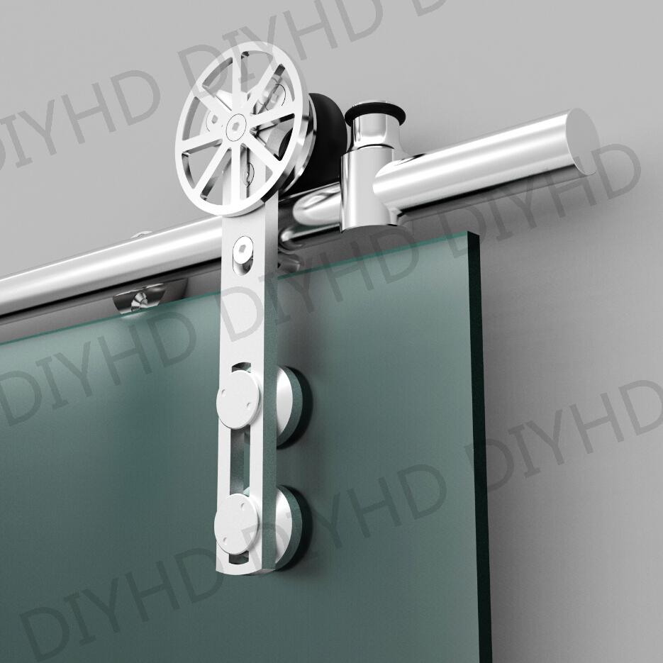 Glass Sliding Door Hardware: Aliexpress.com : Buy European Style Stainless Steel