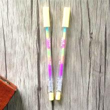 1 шт./лот DIY акварельные мелки, 6 цветов в 1, гелевая ручка для детей, дневник, украшения, скрапбукинг, корейские Канцтовары(Китай)
