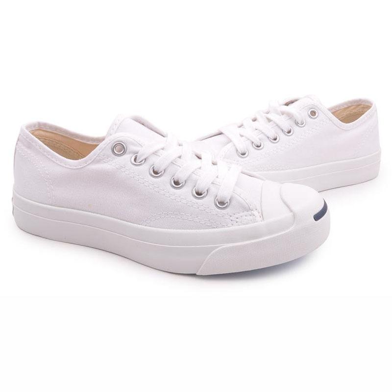 Converse джек перселл обувь брезент обувь платье одежда