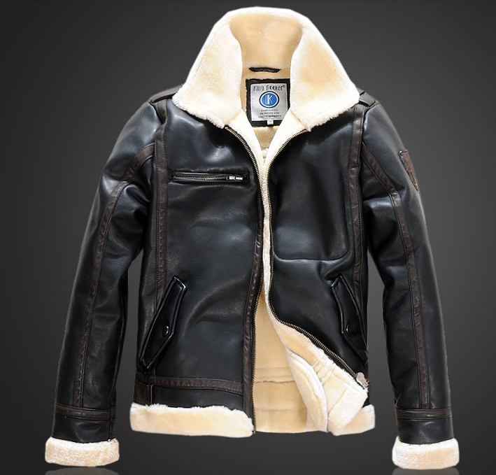 Mens Leather Winter Coats Coat Nj