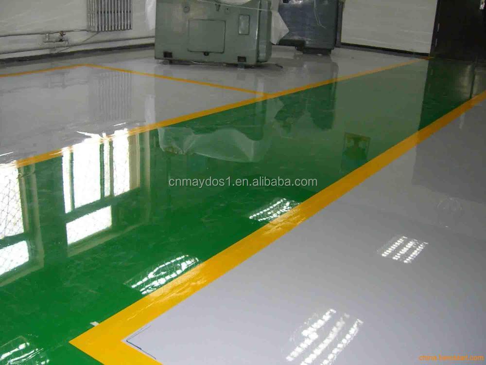 China Supplier Warehouse Heavy Duty Floor Paint Non Slip