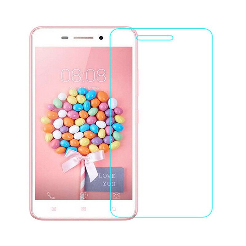 Original 9H 0 26mm High Clear Explosion proof Front LCD Tempered Glass For Lenovo S60 S