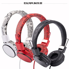 EP05B Foldable Overear Headphones Headfone Casque font b Audio b font Auriculares Gamer Headset With Microphone