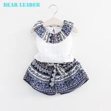 Bear Leader Grils Fashion Clothing Sets 2016 Brand Girls Clothes font b Kids b font Clothing