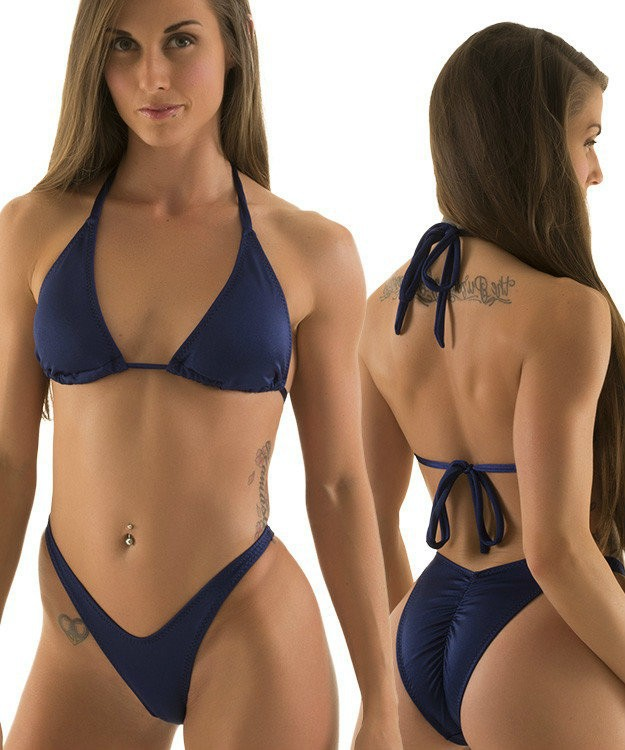 Brazilian Bottoms Voda Swim is known for boosting your bust, and is now boosting bums too with their tantalizing Brazilian cut bikini options. Brazilian bikini bottoms have the same rise in the front as their Classic cut counterpart, the only difference is drastically less fabric in .