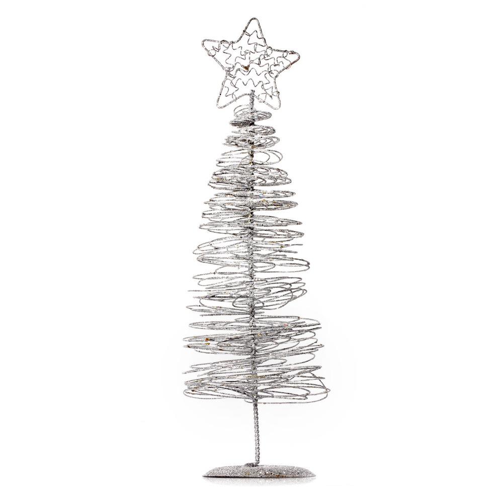 Compra forjado de hierro de navidad árbol de navidad