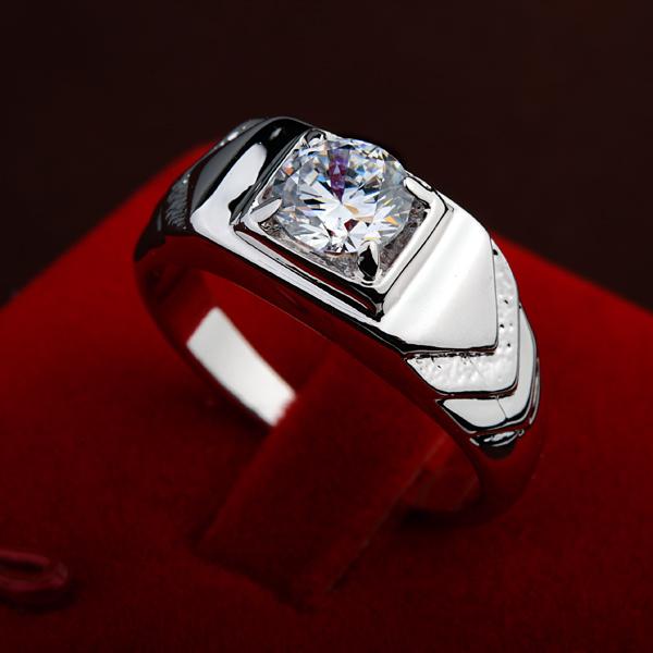 2015 New Sale Real Italina Rings for men Genuine Austria ...