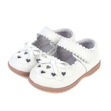 2016 Summer Genuine Leather Children Sandals for Girls Hollow Out Bowknot Kids Sandals Girls Princess Shoes