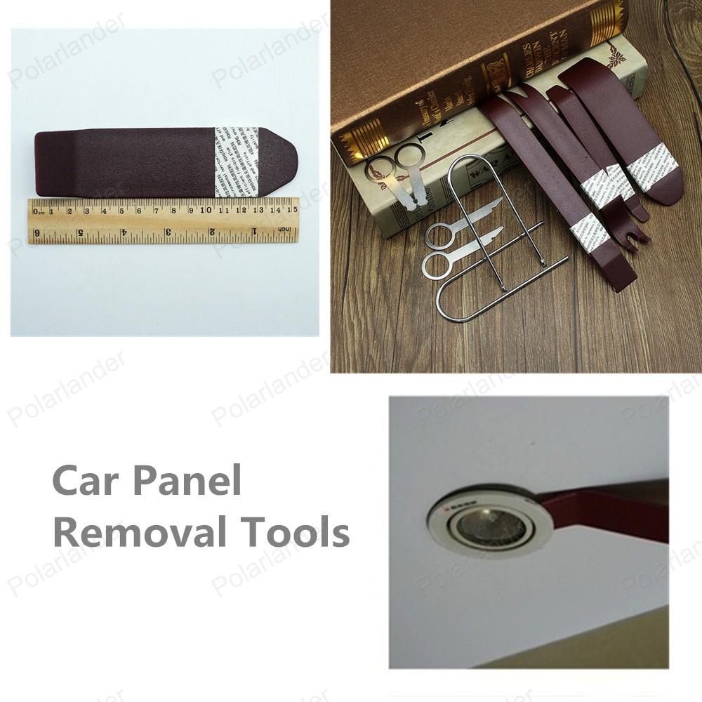 Новый бесплатная доставка автомобилей панель удаления инструмента-автомобилей ремонт комплект инструментов высокое качество 10 шт./компл.