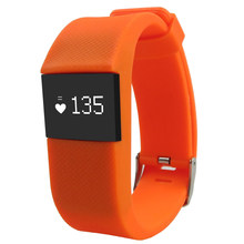 Heart Rate Pulse Smart Bracelet TW64H Pulso Inteligente Pulsera Sport Fitness Smartband Tracker for Android iOS