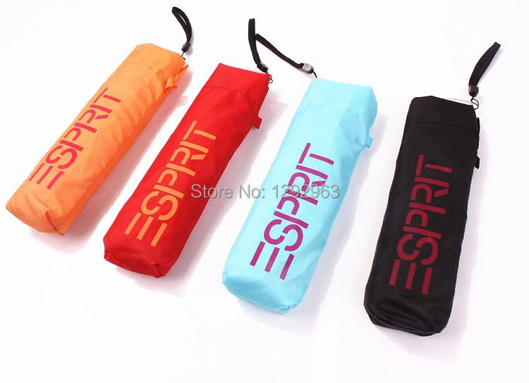 165 g стекловолокно ультра-дешевый тонкий лёгкие зонтик дождь женщины и мужчины в зонтик mini зонтик новинка элементы