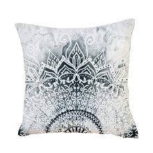 4 вида стилей boho наволочки для подушек 45*45 поясные изысканные pilow декоративные подушки для дивана домашний декор F300406(Китай)