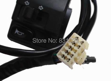 Левый переключатель YZF1000 R1 02 - 08 1 комплект