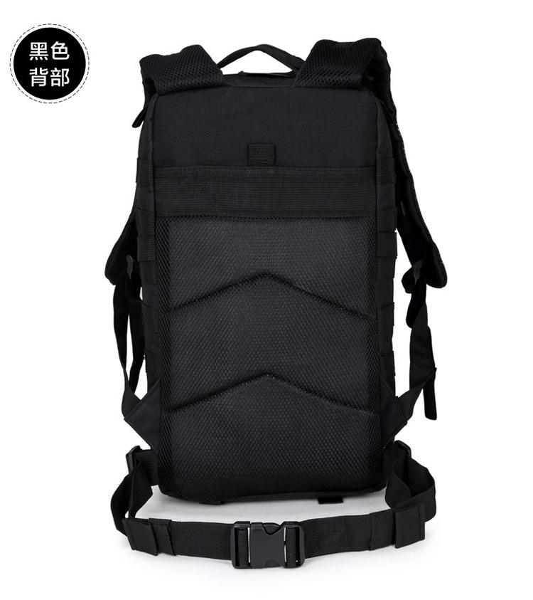 e1e0fcfa1841 New Upgrade large Men Women Military Army Backpack Travel Camouflage  rucksack Waterproof Nylon Bag Shoulder Bolsa Mochila