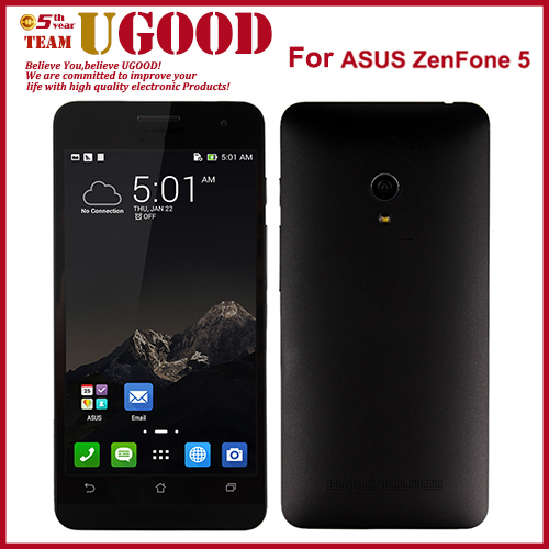 Original ZenFone 5 Cell Phones For Asus 4G FDD LTE MSM8926 Quad Core  Android 4 4 Smartphone 5″ IPS 2GB RAM 8G ROM 8MP Mobile