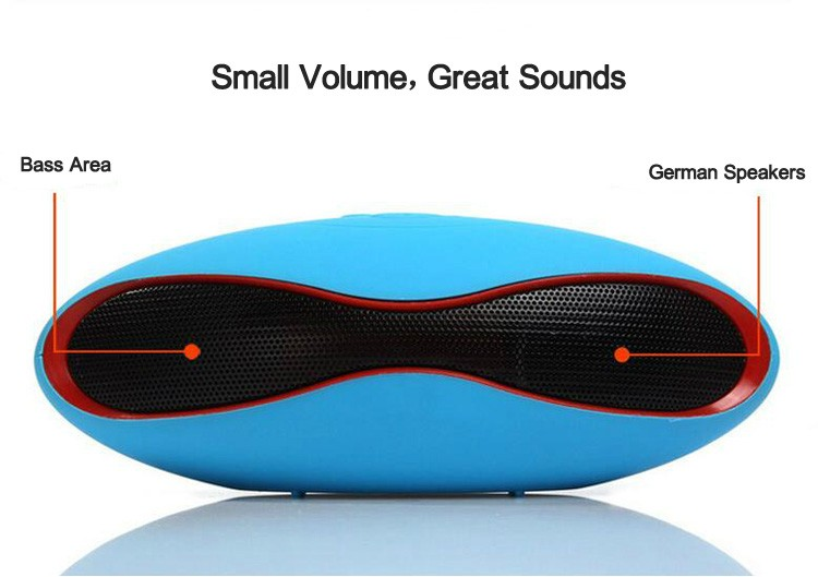 bluetooth lautsprecher wireless speaker sound box. Black Bedroom Furniture Sets. Home Design Ideas