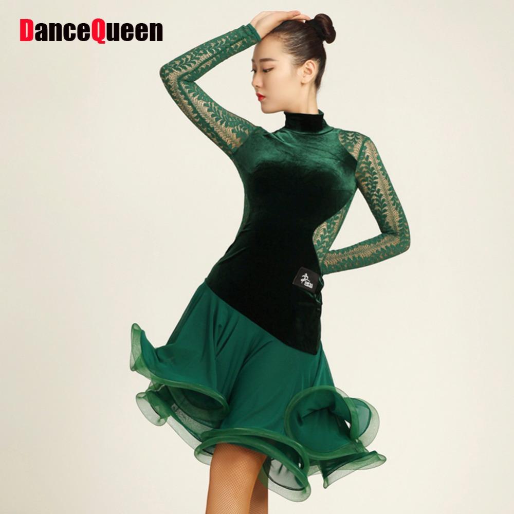 online kaufen großhandel salsa tango kleider aus china