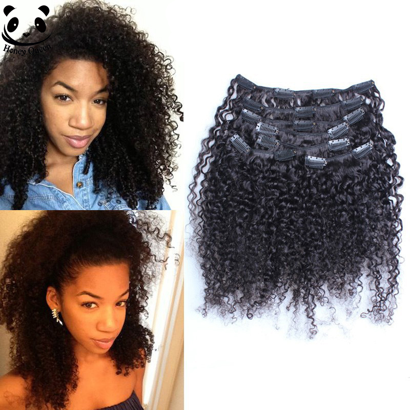 Natural Hair Clip Ins Aliexpress