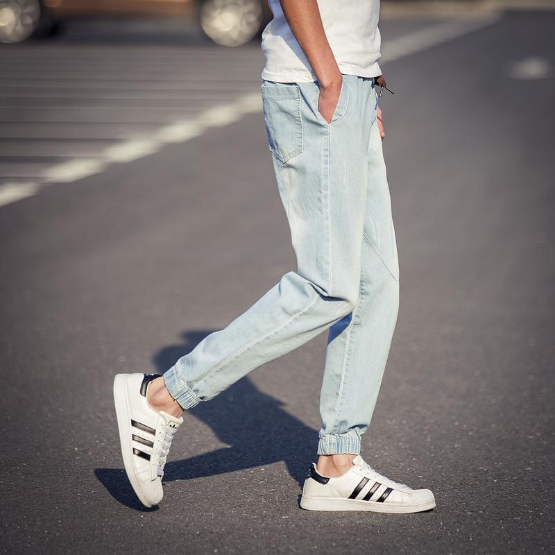 Moda Wh6q11 Pantalones Hombres Jeans Ala Para fOq1xn7P1 bd480197e253