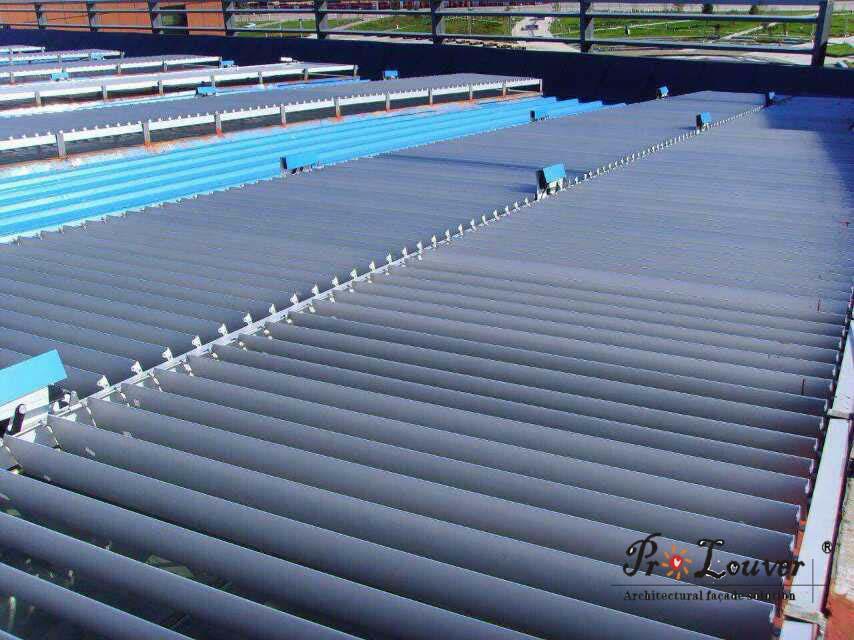 Pergola Waterproof Roof Pergola motorisé soleil louvre, Étanche louvre, Toit ...