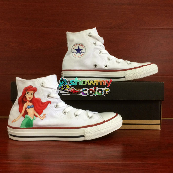 Little Mermaid Shoes Nike