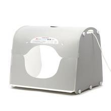 DHL shipping SANOTO softbox photo studio photography light box portable mini photo box MK50-LED for 220/110V EU US UK AU