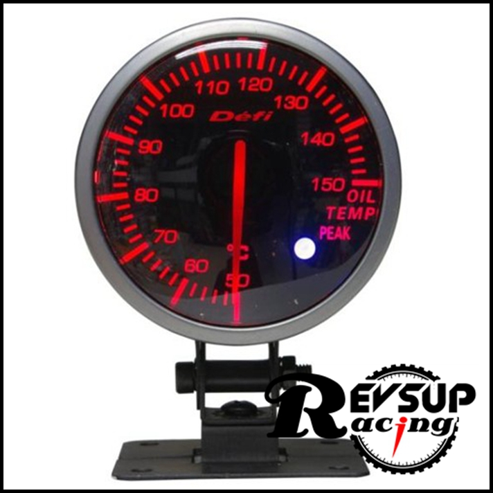1 year warranty 60mm white red back light defi bf auto oil temp gauge in atv parts accessories. Black Bedroom Furniture Sets. Home Design Ideas