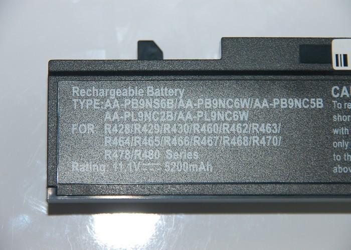 חדש 5200mAh סוללה עבור סמסונג AA-PB9NC5B AA-PB9NC6B AA-PB9NC6W AA-PB9NC6W/E AA-PB9NS6B AA-PB9NS6W AA-PL9NC2B AA-PL9NC6B