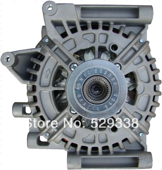 Новый 12 В авто генератор 0124625014 0124625045 0131540002 0141540702 для mercedes-benz C-KLASSE для MERCEDES BENZ E200 E280 E320