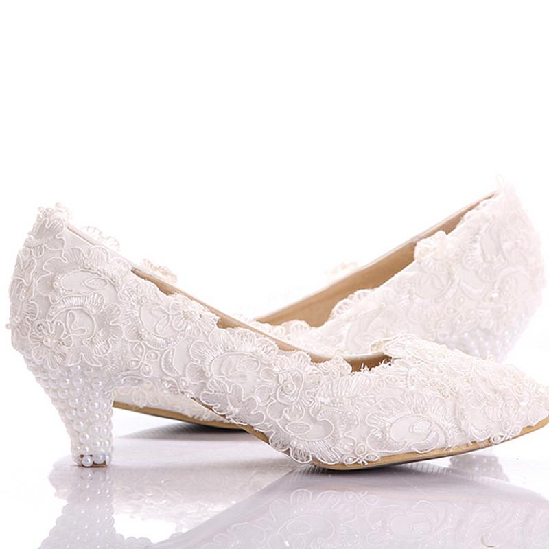 Kitten Heel Bridesmaid S Shoes
