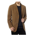 New spring autumn men s suit jacket for the middle aged plus size mens blazer man