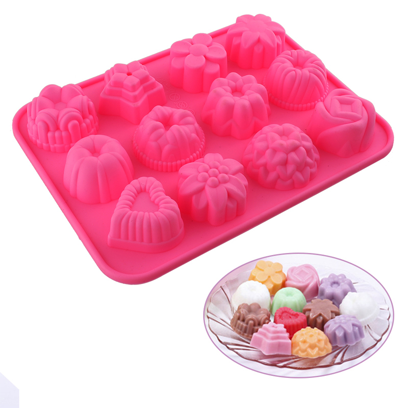 Silicone Baking Forms For Cake