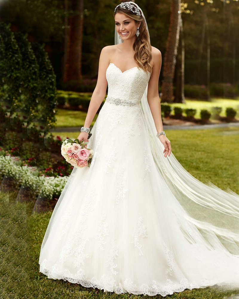 Casual Country Wedding Dresses | Cocktail Dresses 2016 - photo#24