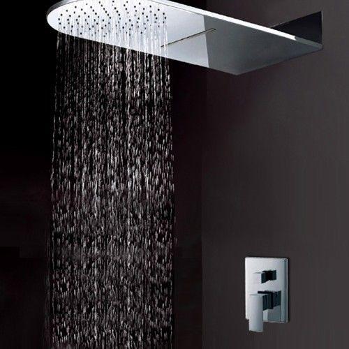 Popular Shower Panel With Rain Shower Head Buy Cheap