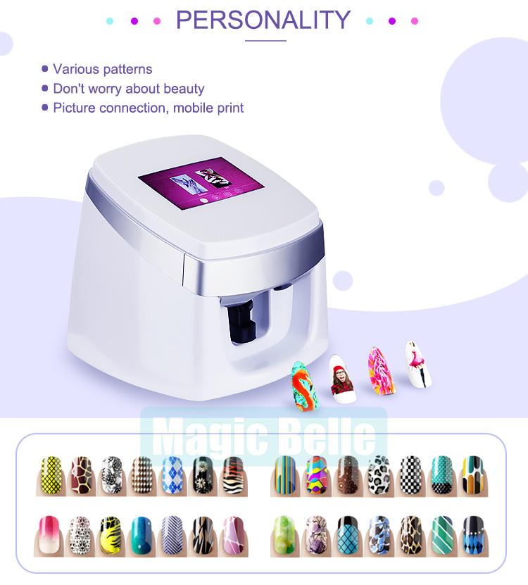 Nail Art Printer: Diy Nail Art Printer/new Nail Printer/3d Nail Painting
